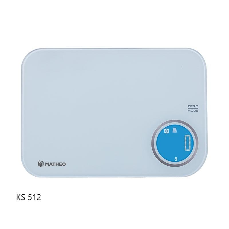 ترازوی آشپزخانه هوشمند KS 512 i متئو