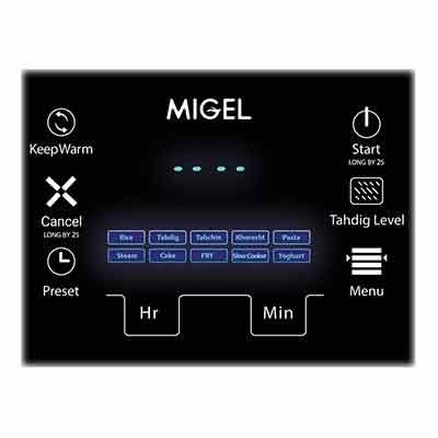 پلوپز GRC 860 میگل